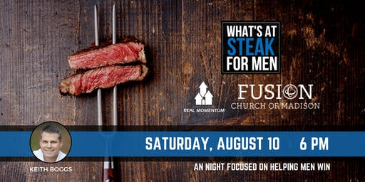 What's At Steak Night - Madison, GA