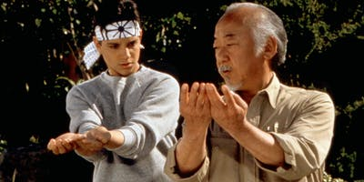 Sparkflix - The Karate Kid