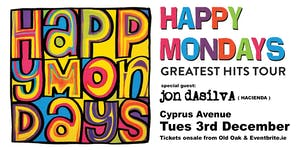 HAPPY MONDAYS  -  SOLD OUT