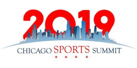 2019 Chicago Sports Summit tickets