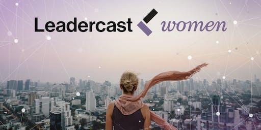 Leadercast Women Calgary ~ Take Courage