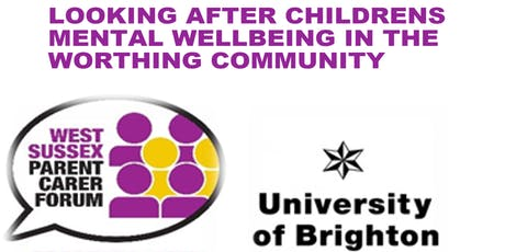 2nd Ignite! Worthing Event - Looking after children's mental health & well-being in the Worthing community tickets