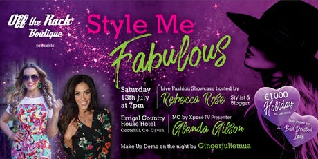Style Me Fabulous tickets