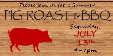 Loyalhanna Watershed Association's Summer Pig Roast & BBQ tickets