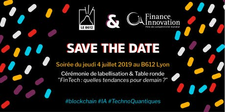 Soirée B612 & Finance Innovation  tickets
