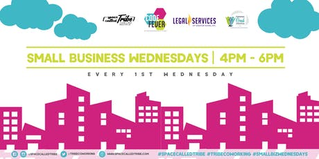 Small Business Wednesdays at Tribe tickets