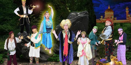 Ali Baba and the King's Wall-A Satirical Comedy tickets
