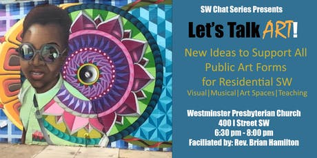SW Chat Series: Ensuring Public Art Forms for Residential SW Community tickets