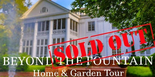 Beyond The Fountain: Duke Mansion Home & Garden Tour 2019