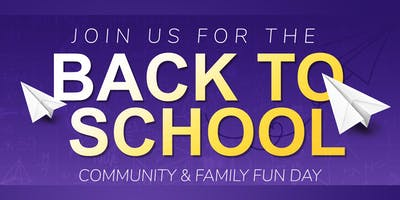 Prairie View A&M University NWHC***Back to School Community Event ****Free Event