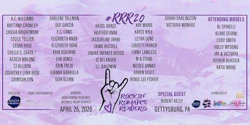 Rockin Romance Readers Author Event
