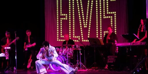 Elvis Tribute (Featuring) Art Kistler & The EP Boulevard Band