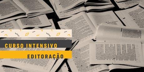 CURSO INTENSIVO   Publique Livros, Crie Editoras ingressos