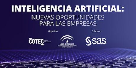 Inteligencia Artificial: Nuevas oportunidades para las empresas entradas