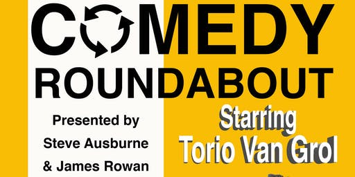 Comedy Roundabout at Coyote Sonoma