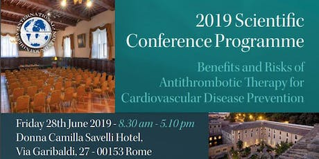 2019 Scientific Conference biglietti