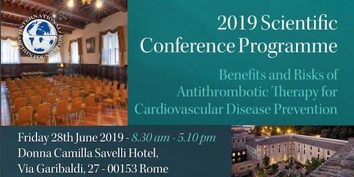 2019 Scientific Conference