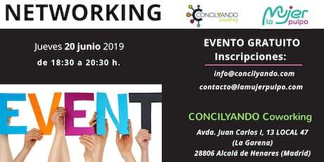 Networking EVENT entradas