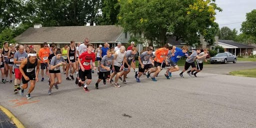 20th Annual Olney Tiger 5k (2019)