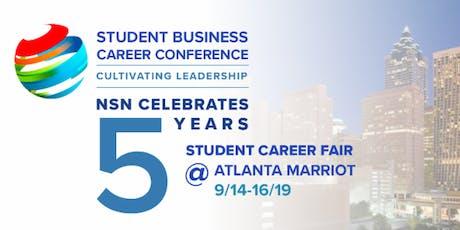 NSN Student Sales & Marketing Career Fair - Atlanta  tickets