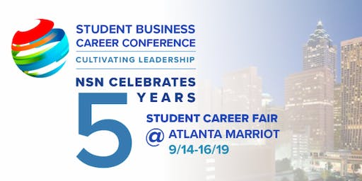 NSN Student Sales & Marketing Career Fair - Atlanta