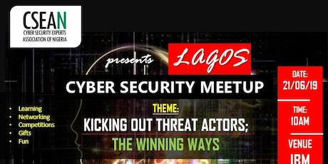 Cyber Security Meet-Up Lagos tickets