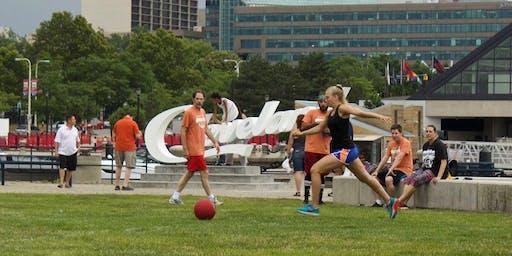 2019 Hermes Sport & Social: Kickball League (Fall)