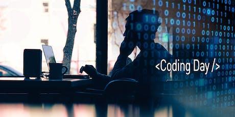 CODING-DAY de la Coding Factory  by Itescia billets