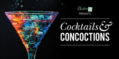 Cocktails & Concoctions tickets