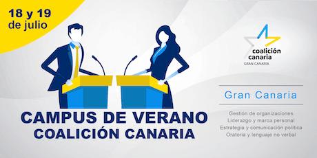 Campus Coalición Canaria Gran Canaria entradas