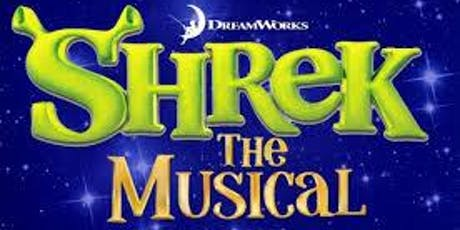 Shrek The Musical - Weekend Performances tickets