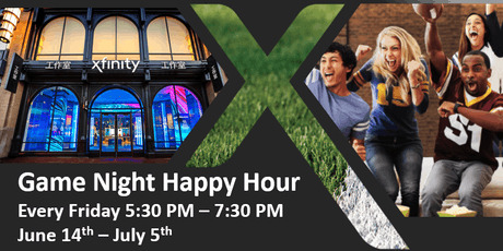 Game Night Happy Hour tickets