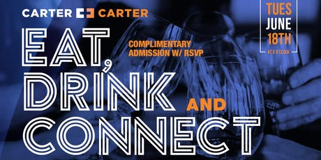 Eat, Drink, Connect Houston with The Carter Brothers - 7/09 tickets