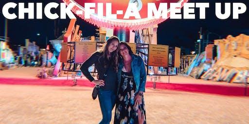 Chick-Fil-A & Meet Monat