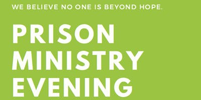 Prison Ministry Evening
