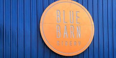 Cider & Savasana at Blue Barn
