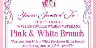WVI PINK & WHITE EMPOWERMENT BRUNC