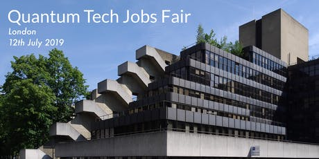 Quantum Tech Job Fair 2019 tickets