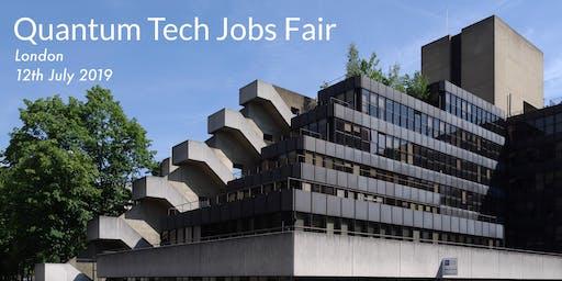 Quantum Tech Job Fair 2019