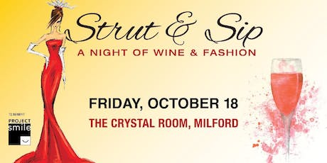 Strut and Sip tickets