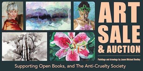 Art Sale & Auction tickets