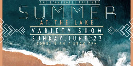 Summer at the Lake Variety Show