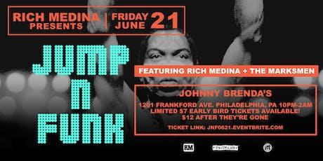 Jump N Funk tickets