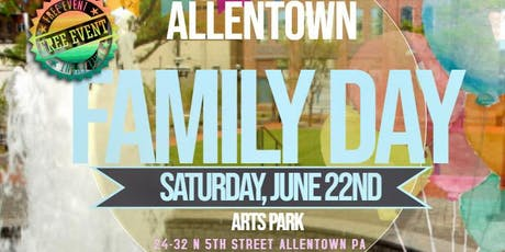 Allentown Family Day tickets