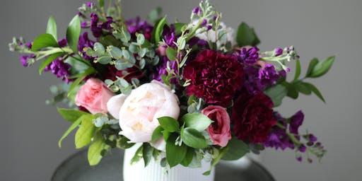 Floral Design Workshop with Sweet Beets Floral