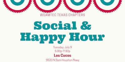 WOAMTEC Texas Social & Happy Hour