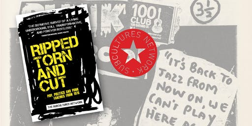 Ripped Torn and Cut: Book Launch