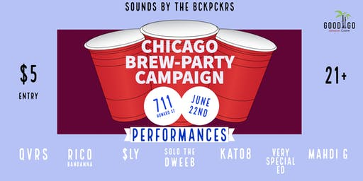 Chicago Brew-Party Campaign