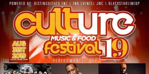 1ST Annual Culture Music and Food Festival