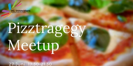 Pizztrategy meetup VG Innovators tickets